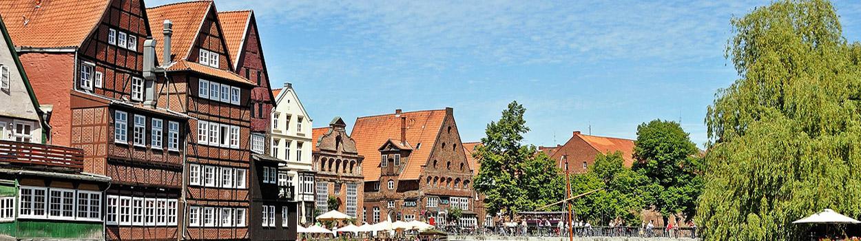 Lünehaus - Ferienwohnung Lüneburg